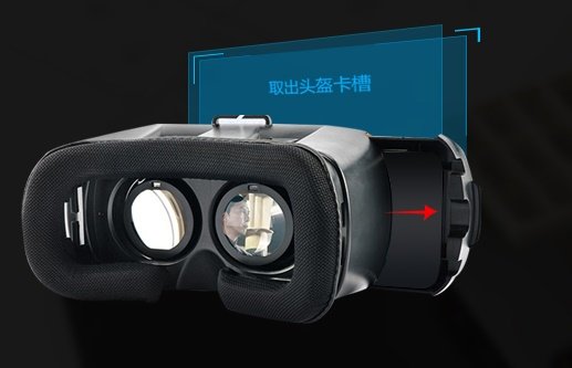 三维家VR眼镜使用说明